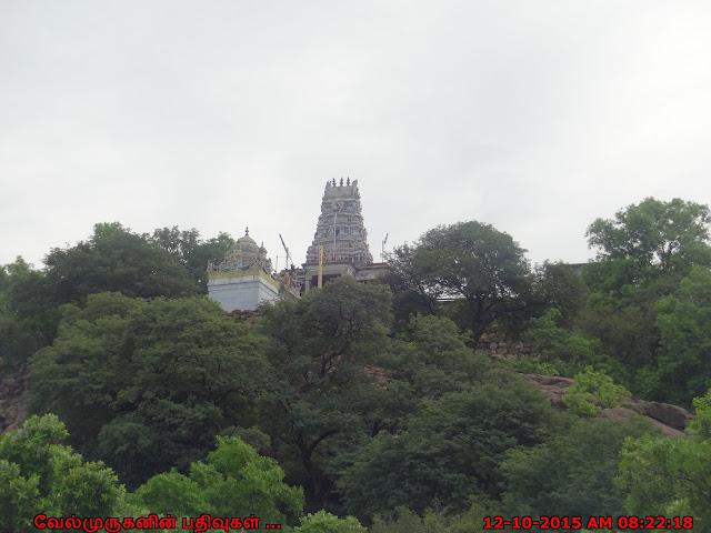 Chettikulam Murugan temple