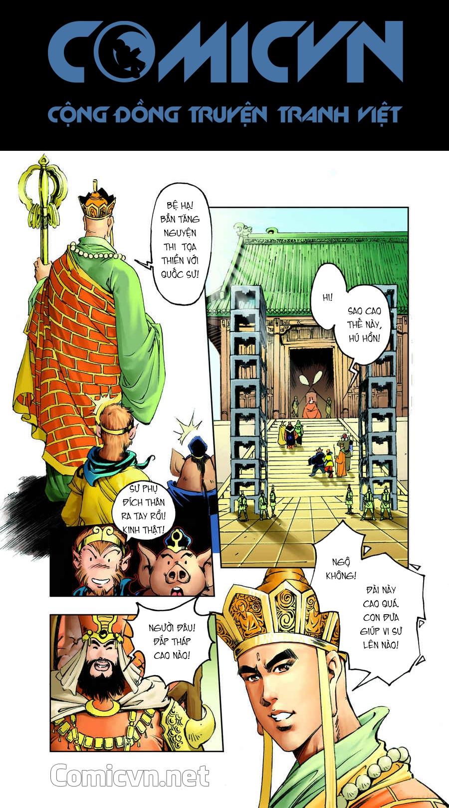 Tây Du Ký màu - Chapter 89 - Pic 2