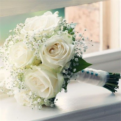 bó hoa cầm tay cô dâu đẹp nhất