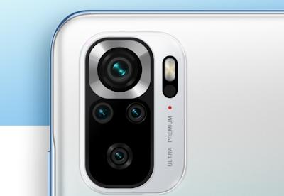 Kamera Redmi Note 10S