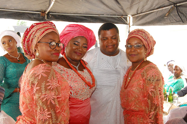 City People Parties & Events: At The Traditional Wedding Of