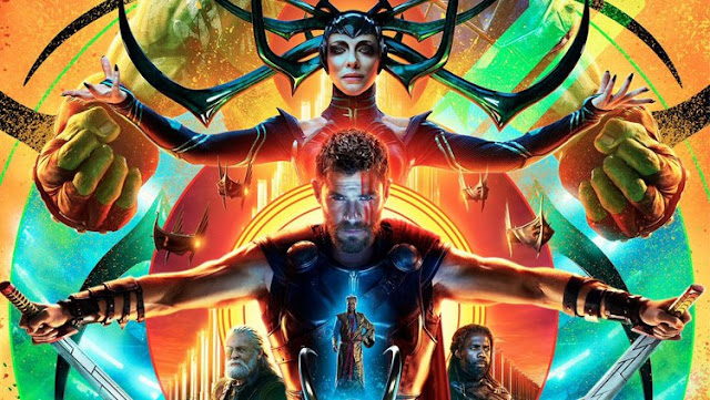 Thor: Ragnarok in Philippine Theaters on November 3, 2017