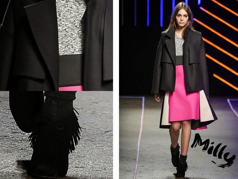 New York Fashion Week milly aw15
