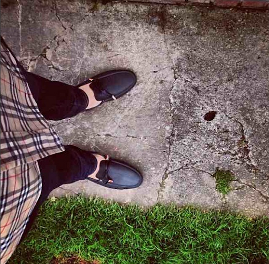 Mocks - The Perfect Summer Shoe | It's Grim Up North