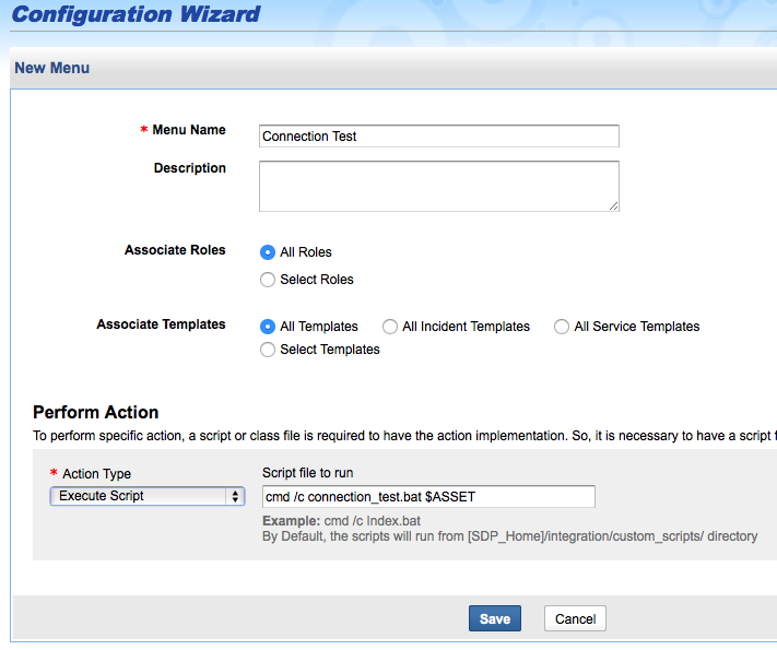 Assess Assets with new ServiceDesk Plus Custom Scripts feature