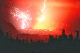 Erupción Supervolcán