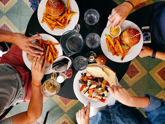 Fast Food & Junk Food