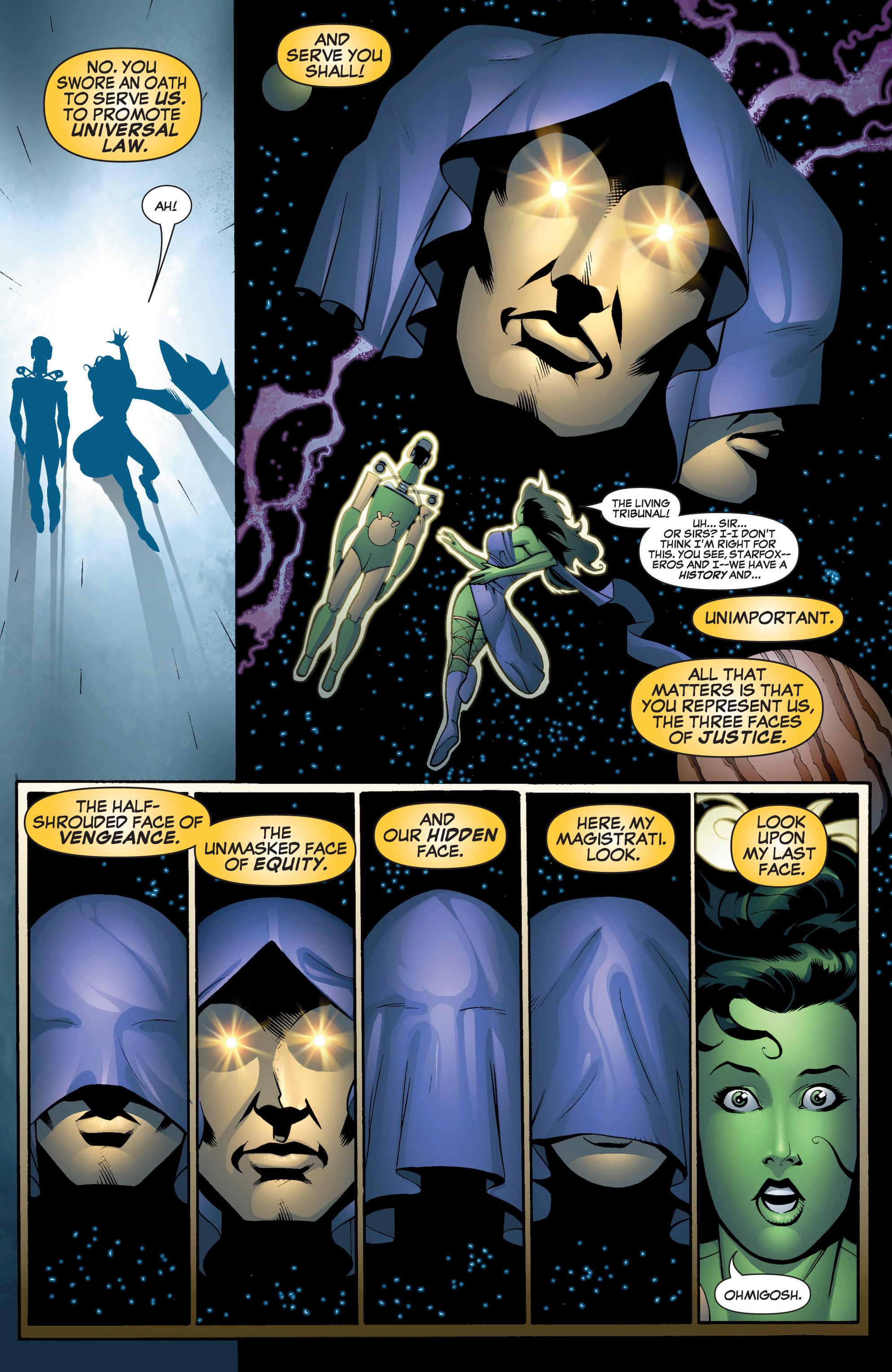 Read online She-Hulk (2005) comic -  Issue #12 - 9