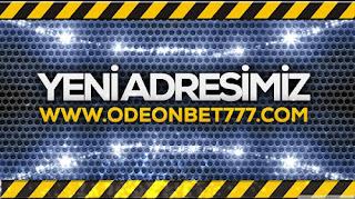 Odeonbet777 giriş adresi oldu