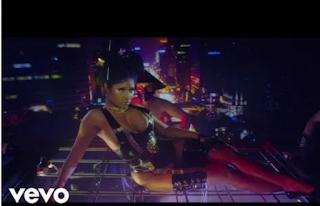 Nicki Minaj New Song - Chun-Li