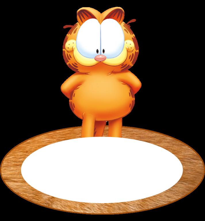 Garfield Birthday Free Printable Mini Kit Oh My Fiesta In English