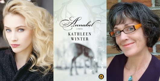 The third book voted off of Canada Reads 2014 is: Annabel by Kathleen Winter