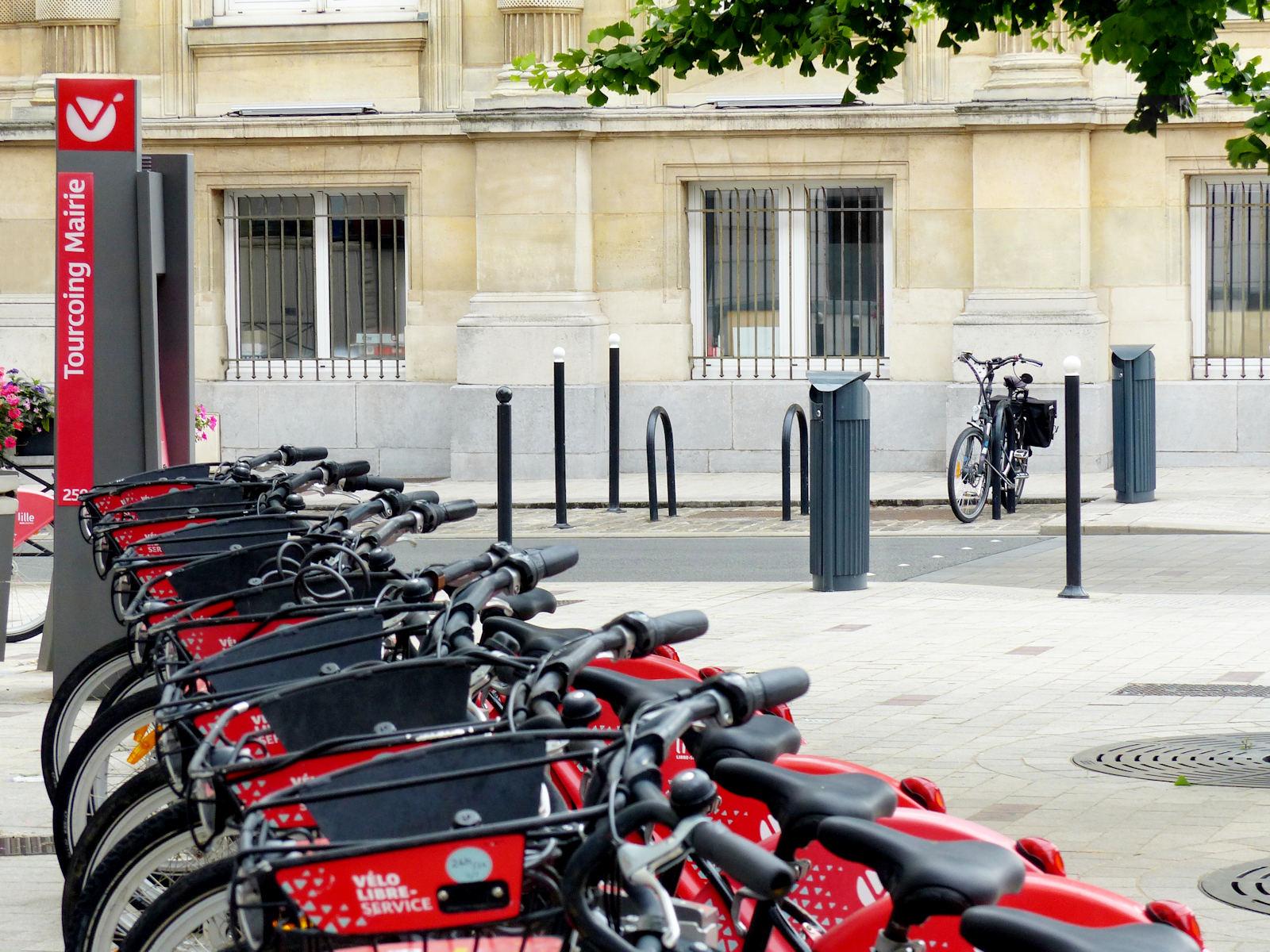 "Station V'Lille ""Tourcoing Mairie"""