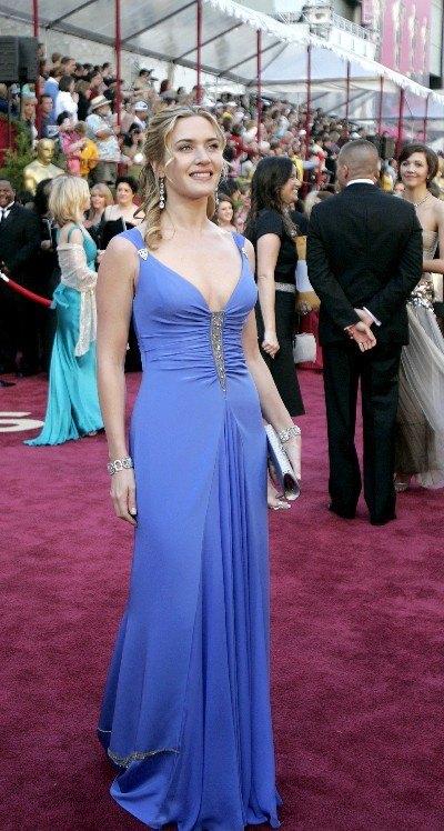 Oscar de 2005  Kate Winslet vestido