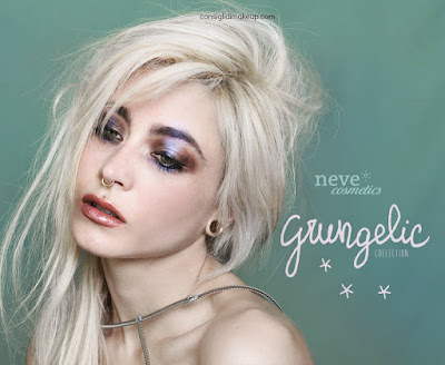 Preview: Grungelic Collection - Neve Cosmetics