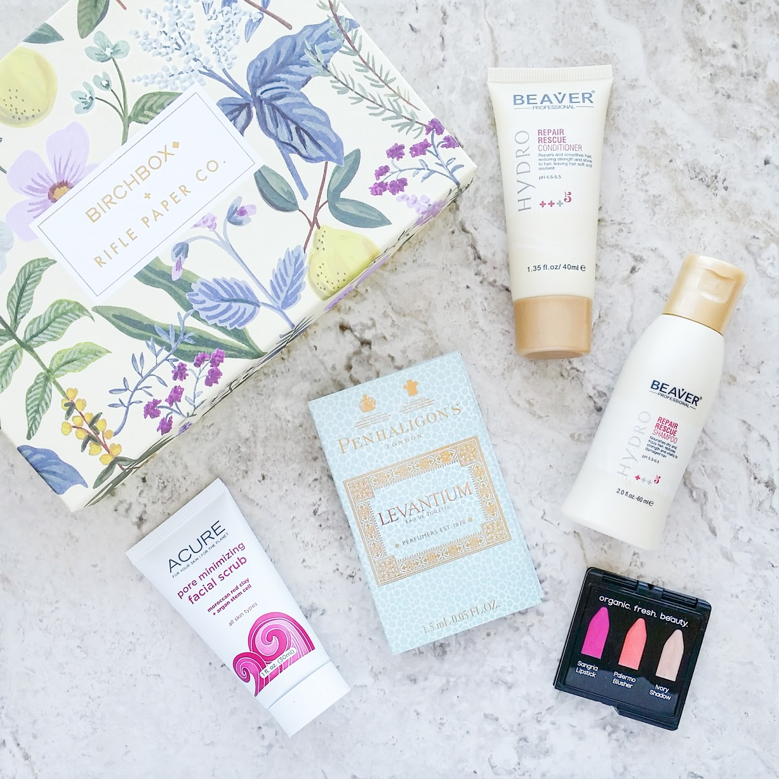 Subscription Box April 2016 Birchbox Review | www.thebellainsider.com