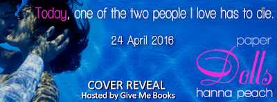 Cover Reveal: Paper Dolls by Hanna Peach