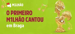Imagem jogo M1LHÃO com destaque para Braga