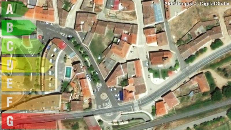 certificado energetico de vivienda y local en aldealengua