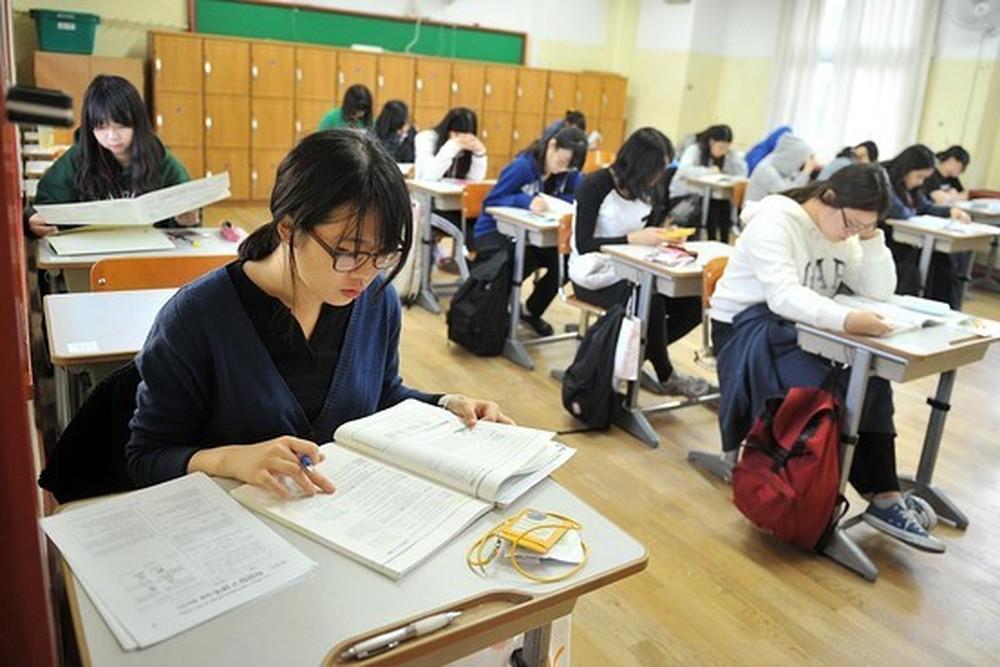 10 điều kỳ lạ về giáo dục Hàn Quốc