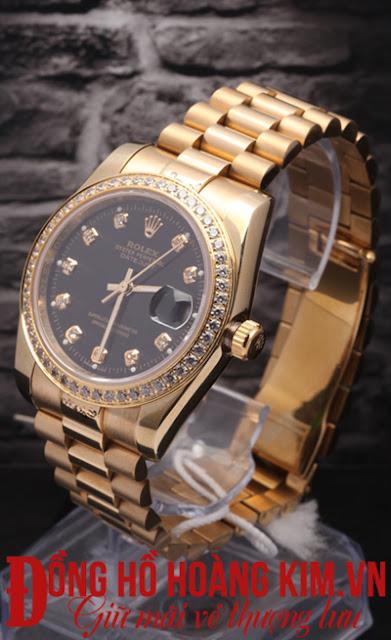 Đồng hồ rolex dây kim loại giá dưới 2 triệu