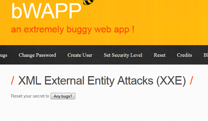 The HackPot : XML External Enitity (XXE) Injection
