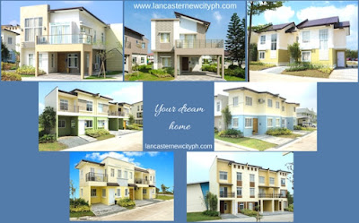 Lancaster New City Zone 2 Houses
