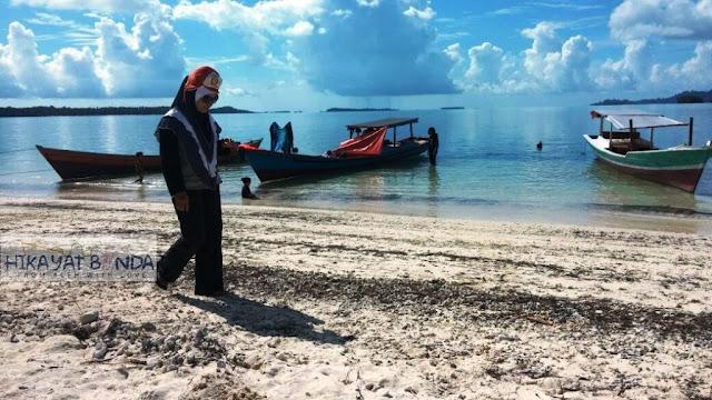Pulau Tailana, Sensasi Liburan Keluarga Di Pulau Pribadi