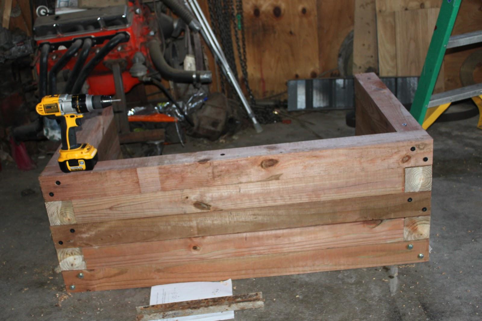 Woodwork Build Wood Window Well Pdf Plans