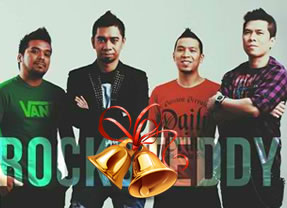 List of Teddy Corpuz (Rocksteddy) Christmas Songs