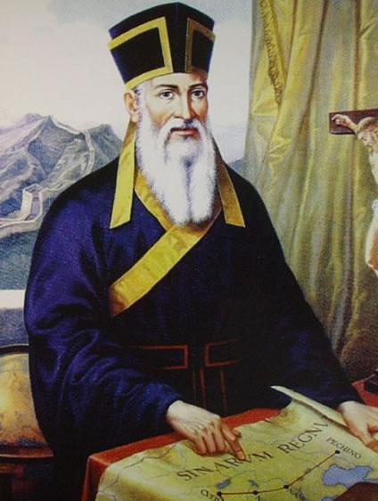 Matteo Ricci - Jesuit Missionary