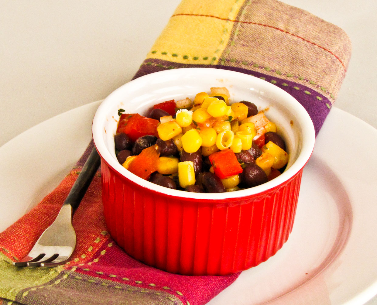 OnTheMove-In the Galley: A Southwest Corn Salad with Black