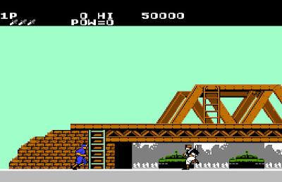 【FC】綠色兵團中文版+金身無敵版+超難版Rom+金手指下載,懷舊的冷戰時期色彩動作遊戲!