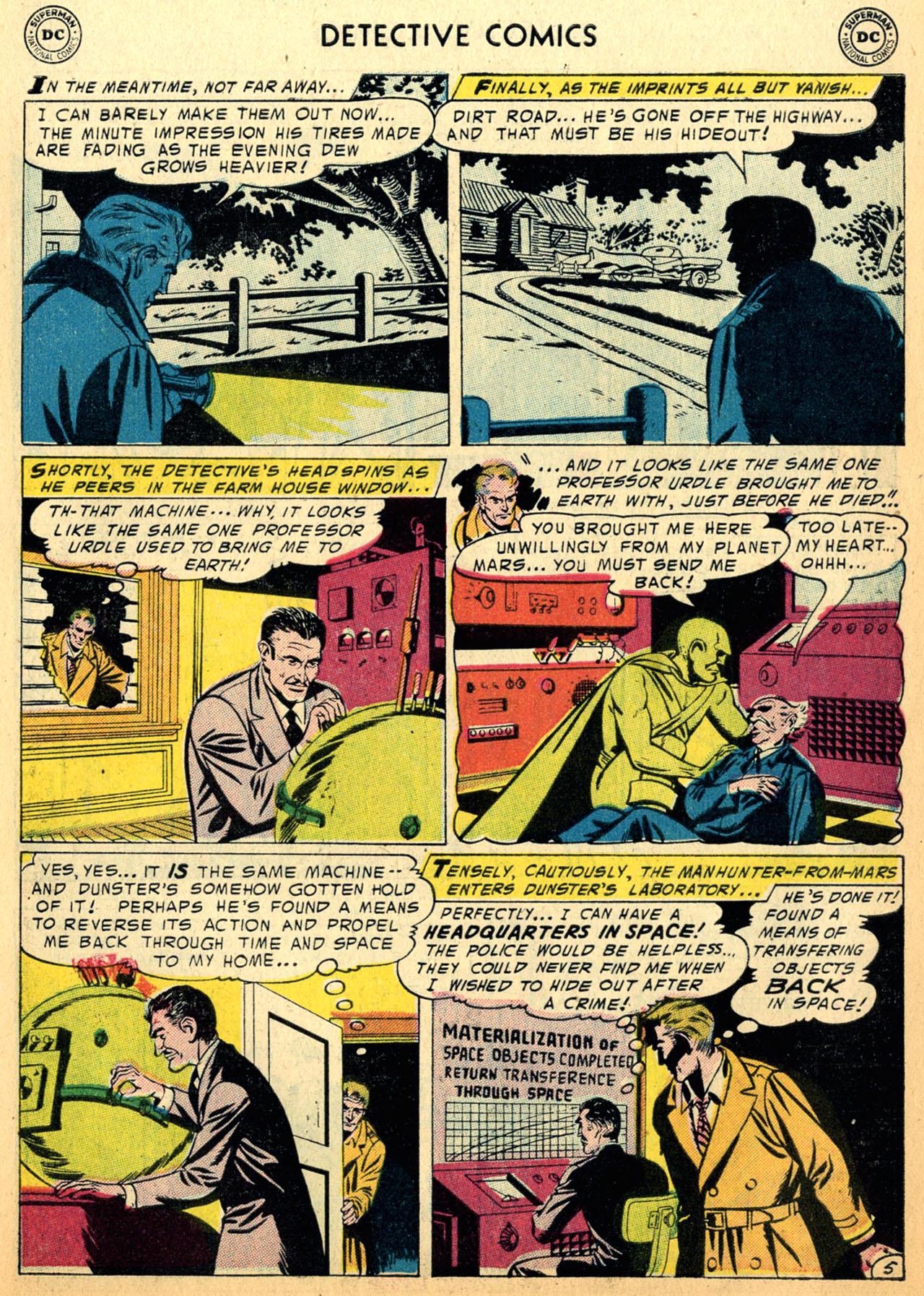 Detective Comics (1937) 228 Page 30
