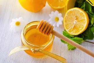 Chữa mật ong với chanh