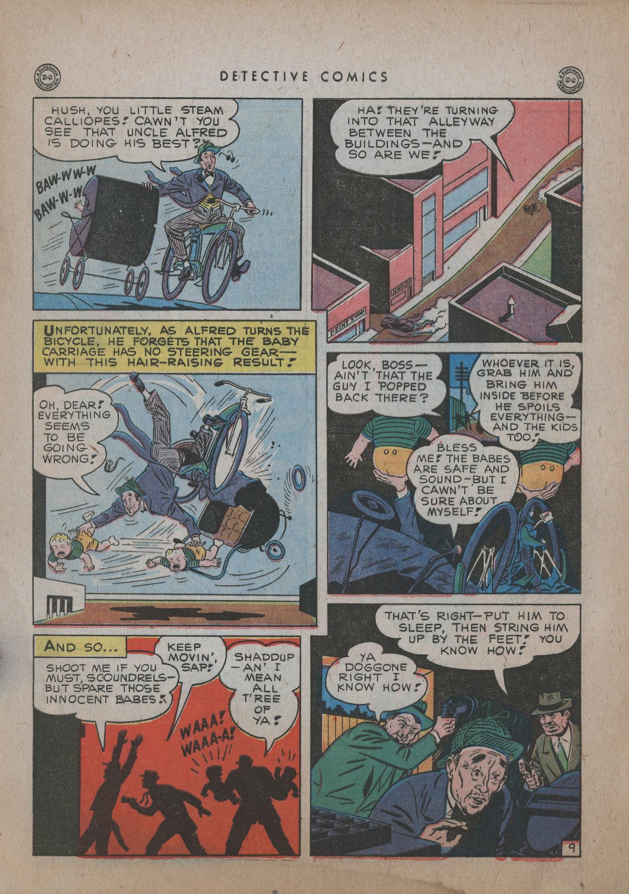 Read online Detective Comics (1937) comic -  Issue #101 - 11