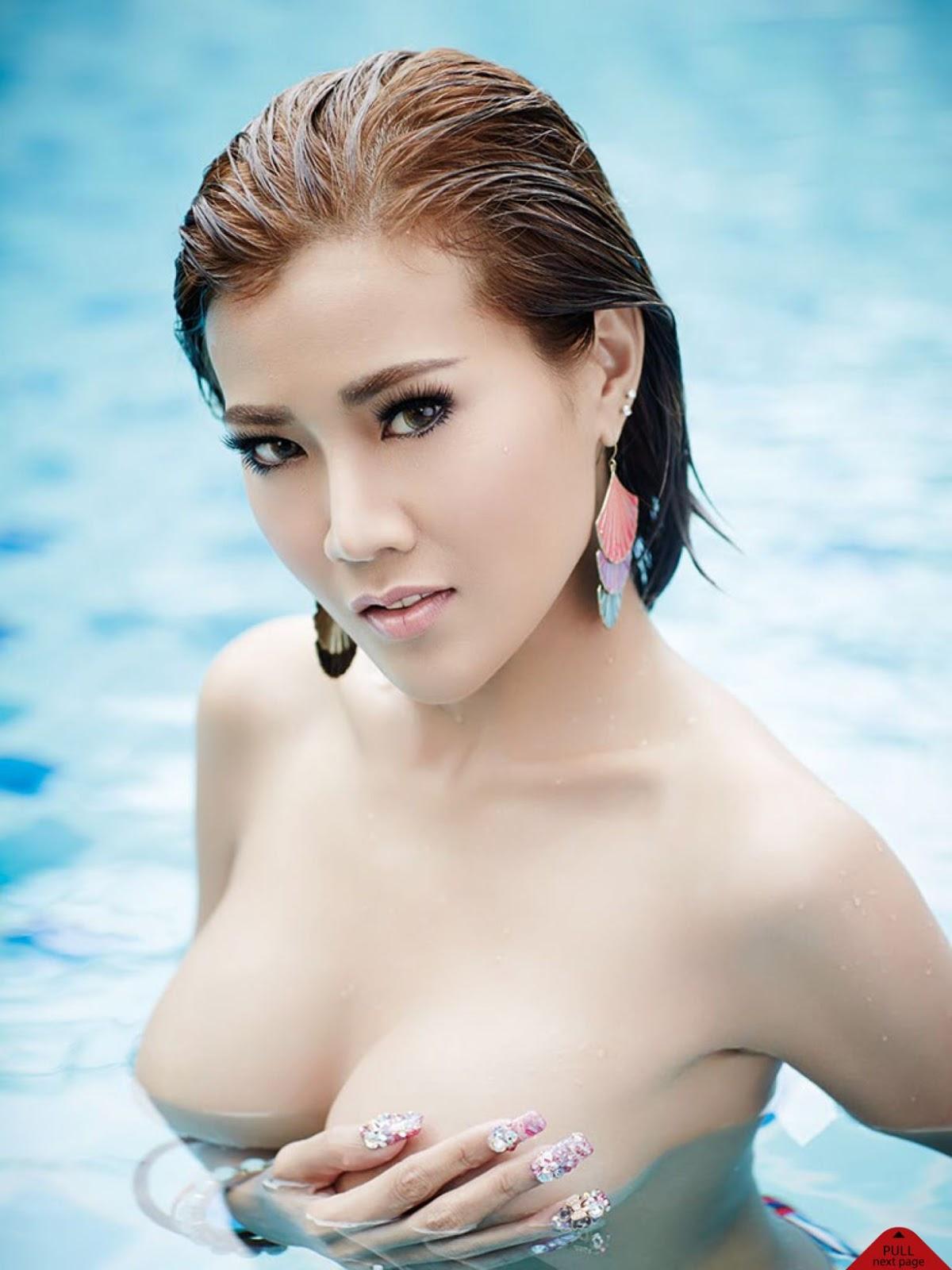 Nancie Le Playboy Playmate Girl Naked