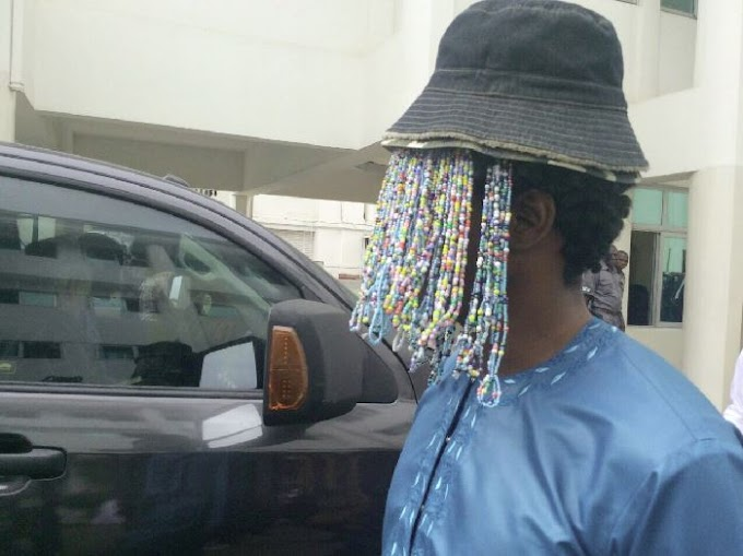 Watch: Investigative Journalist Anas Aremeyaw Anas releases video teaser of Sports corruption investigative work