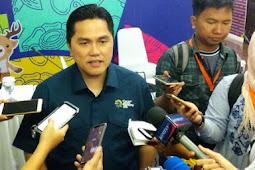 Komentar Elegan Erick Thohir Terkait Hoax Ratna Sarumpaet