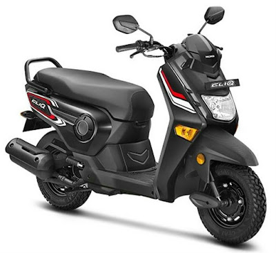 Honda Cliq Accessories and Spare Parts
