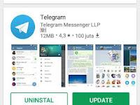 Cara Transaksi Jualan Pulsa dan Kuota Data Lewat Telegram