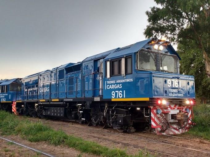 Invertirán $ 2.800 millones en obras ferroviarias en puertos del Gran Rosario