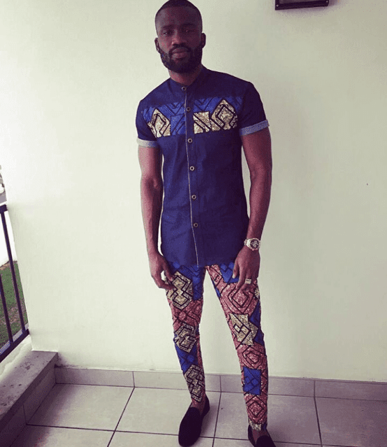ankara styles for a man (1)
