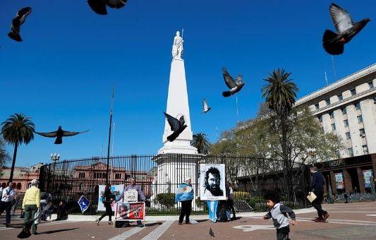 Juez argentino ordena allanar Pu Lof para encontrar a Maldonado