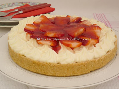 Image Result For Strawberry Flavoured Cake
