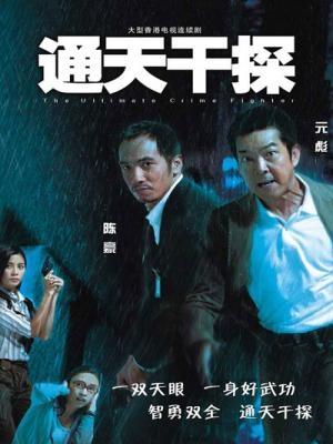 Cảnh Sát Tài Ba - The Ultimate Crime Fighter (2007)