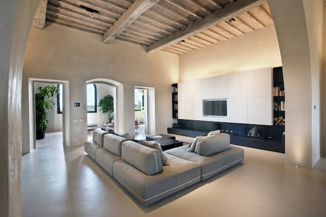 15th Century Italian Villa Renovation By CMT Architects 3