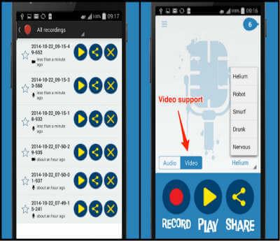 تحميل برنامج تغير الصوت اثناء المكالمة apk