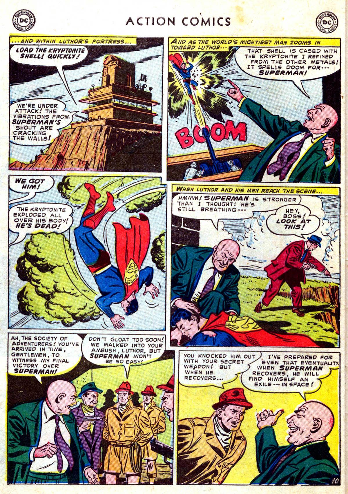 Action Comics (1938) 183 Page 11