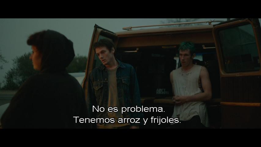 Green Room Subtitulos